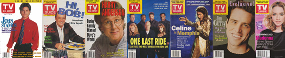 TV Guide Editions