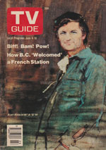 Canadian TV Guide Cover Vol 01 No 23 Issue 23 June 4 1977