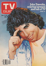 Canadian TV Guide Cover Vol 02 No 49 Issue 102 December 9 1978