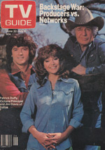 Canadian TV Guide Cover Vol 03 No 26 Issue 131 June 30 1979