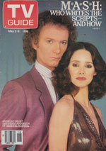 Canadian TV Guide Cover Vol 05 No 18 Issue 227 May 2 1981