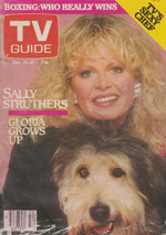 Canadian TV Guide Cover Vol 06 No 52 Issue 313 December 25 1982