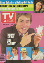 Canadian TV Guide Cover Vol 08 No 07 Issue 373 February 18 1984