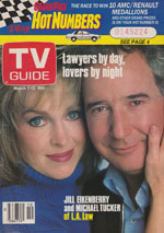 Canadian TV Guide Cover Vol 11 No 10 Issue 531 March 7 1987