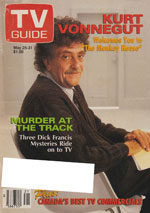 Canadian TV Guide Cover Vol 15 No 21 Issue 751 May 25 1991