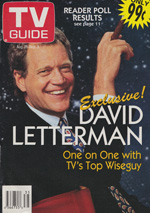 Canadian TV Guide Cover Vol 17 No 35 Issue 869 August 28 1993