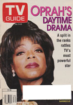 Canadian TV Guide Cover Vol 18 No 30 Issue 916 July 23 1994
