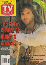 Canadian TV Guide Cover Vol 18 No 50 Issue 936 December 10 1994