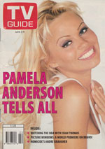 Canadian TV Guide Cover Vol 19 No 22 Issue 961 June 3 1995