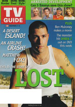 Canadian TV Guide Cover Vol 28 No 45 Issue 1454 November 6 2004