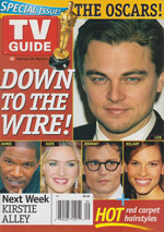 Canadian TV Guide Cover Vol 29 No 09 Issue 1470 February 26 2005