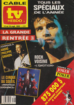 TV Hebdo September 12 1992