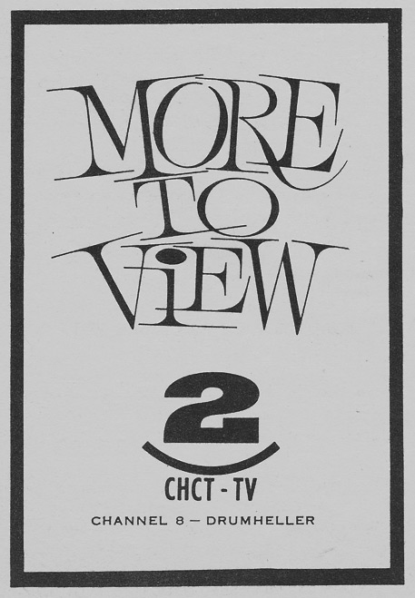 TV Guide October 24 1964 Montana-Alberta Edition CHCT Calgary More to View