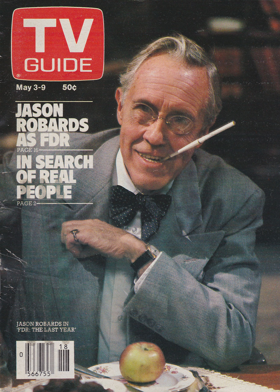 TV Guide May 3 1980 Ottawa-Eastern Ontario Edition Front Cover