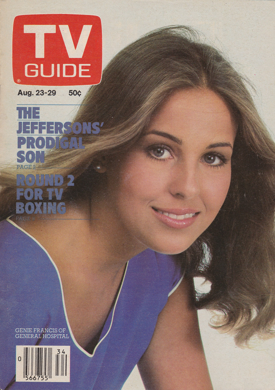 TV Guide August 23 1980 Toronto Edition Front Cover