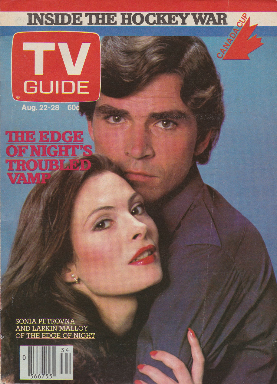 TV Guide August 22 1981 Western Ontario Edition Front Cover