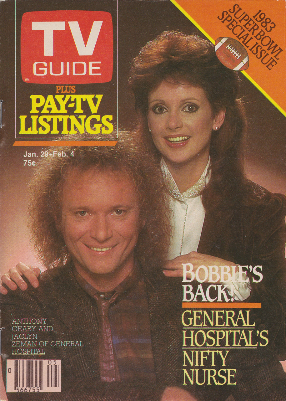 Canadian TV Guide January 29 1983