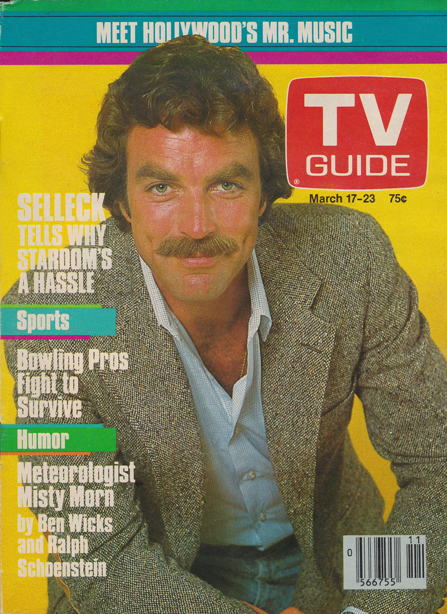 TV Guide March 17 1984 Calgary-Southern Alberta Edition Front Cover