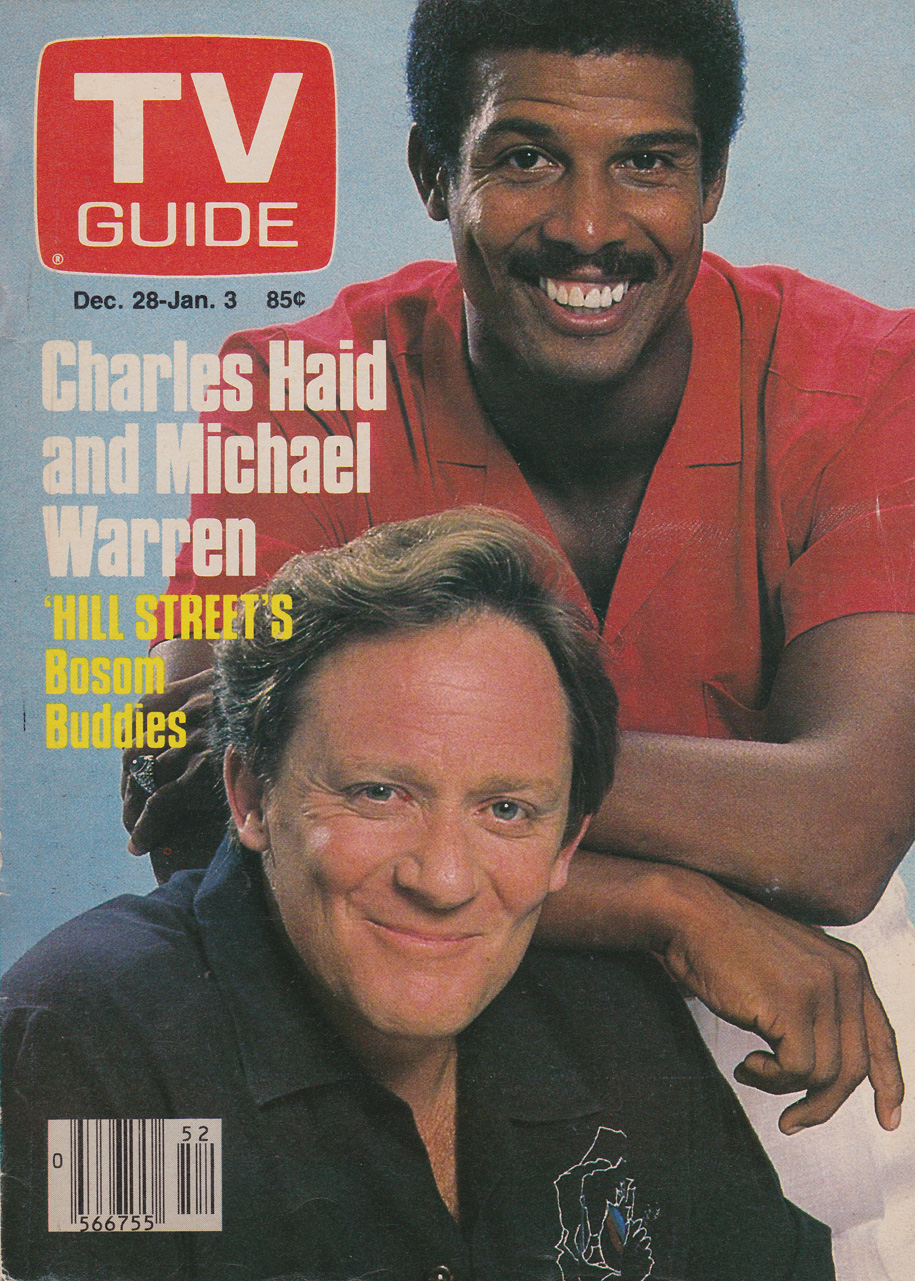 TV Guide December 28 1985 Calgary-Southern Alberta Edition Front Cover