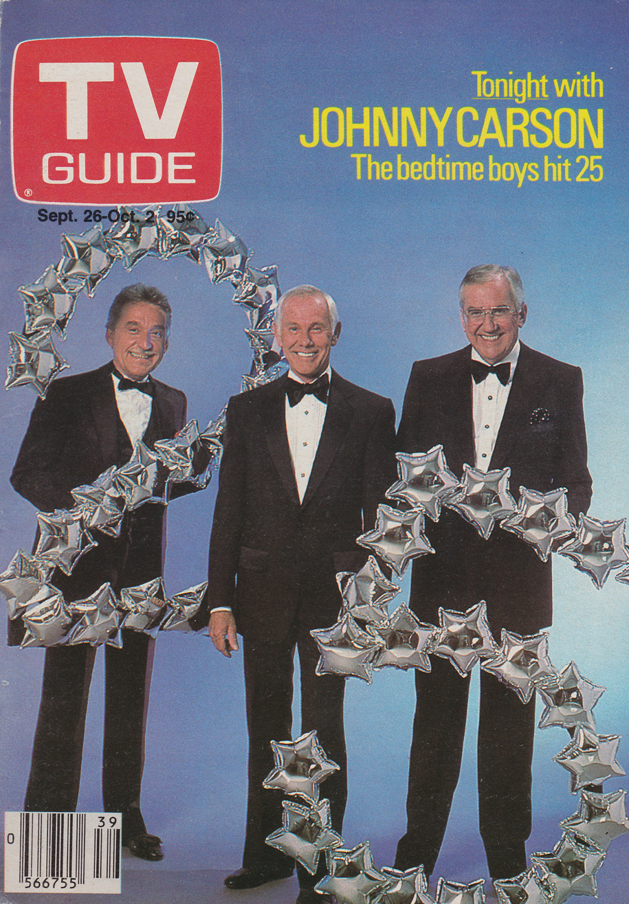 TV Guide September 26 1987 Ottawa-Eastern Ontario Edition Front Cover