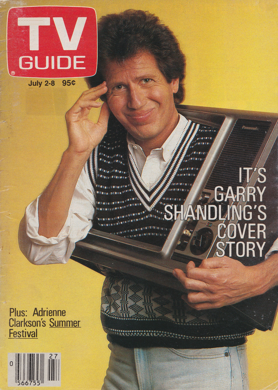 TV Guide July 2 1988 Western Ontario Edition Front Cover