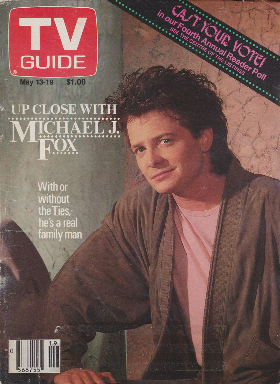 TV Guide May 13 1989 Toronto Edition Front Cover