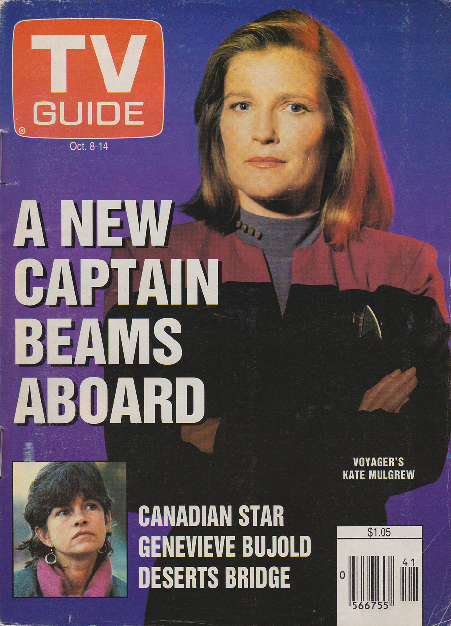 TV Guide October 8 1994 Sudbury-Elliot Lake Edition Front Cover