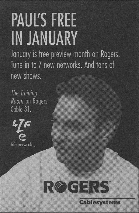 TV Guide December 31 1994 Toronto Edition Life Network Free Preview