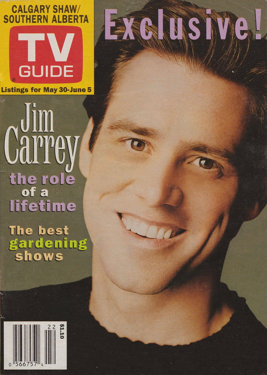 TV Guide May 30 1998 Calgary Shaw-Southern Alberta Edition Front Cover