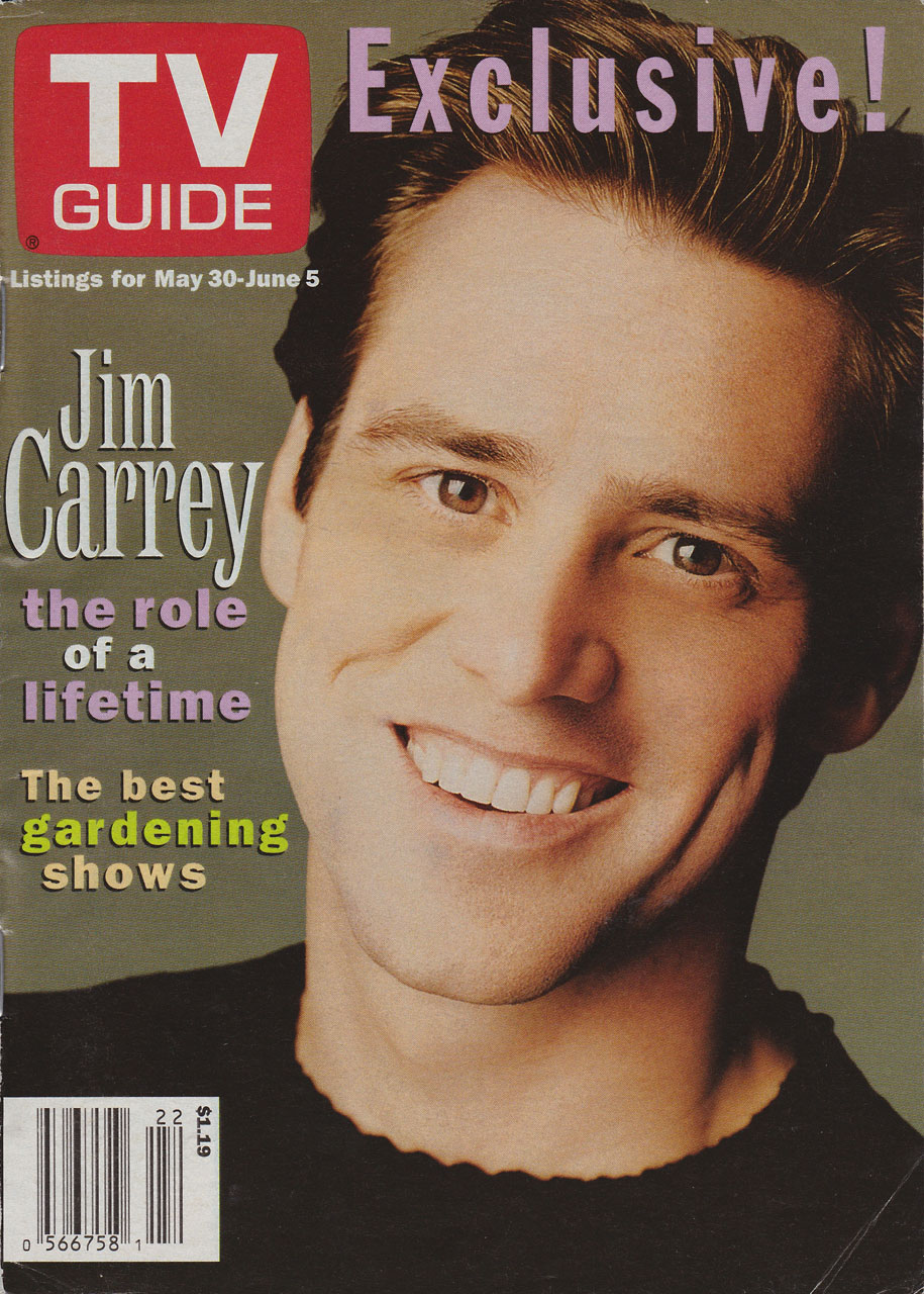 TV Guide May 30 1998 BC Edition Front Cover