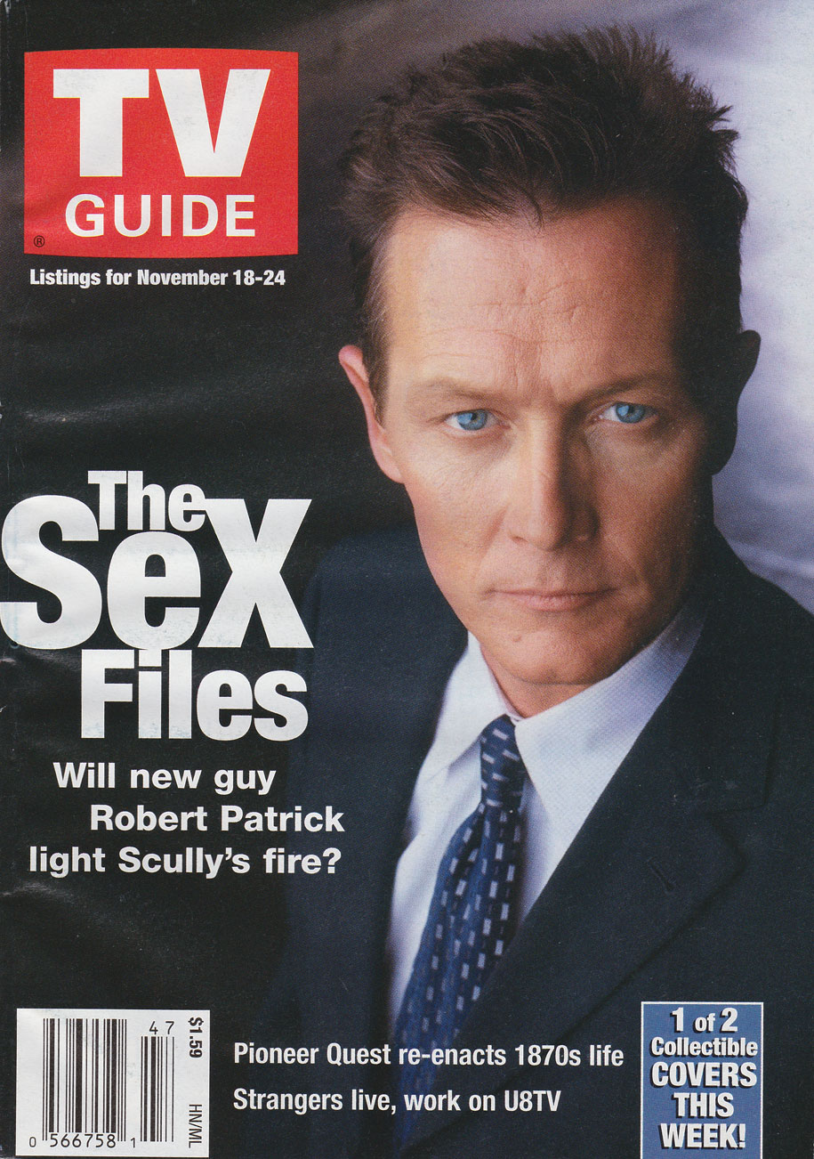 TV Guide November 18 2000 Montreal Edition Front Cover