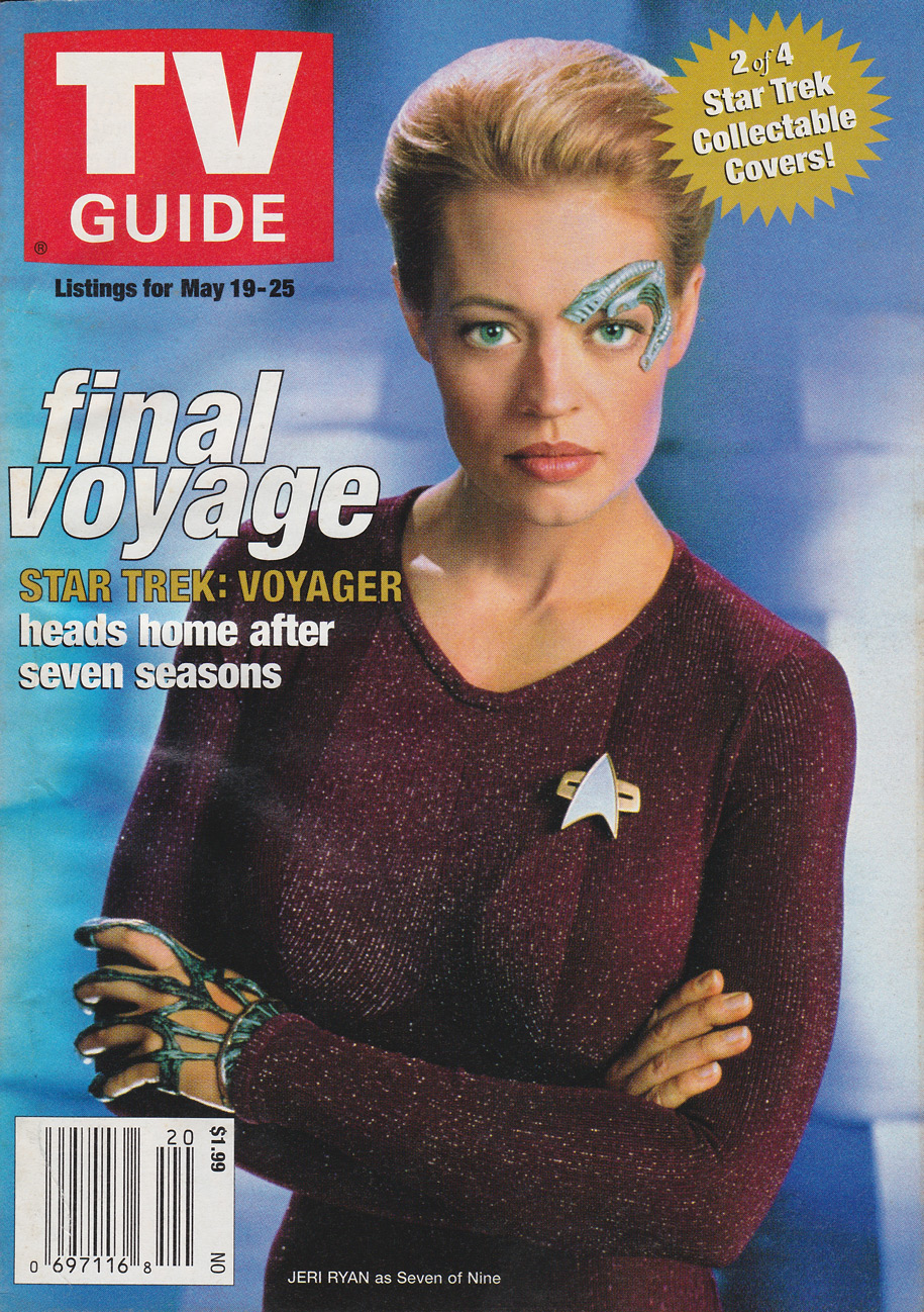 TV Guide May 19 2001 Northern Ontario Edition Front Cover
