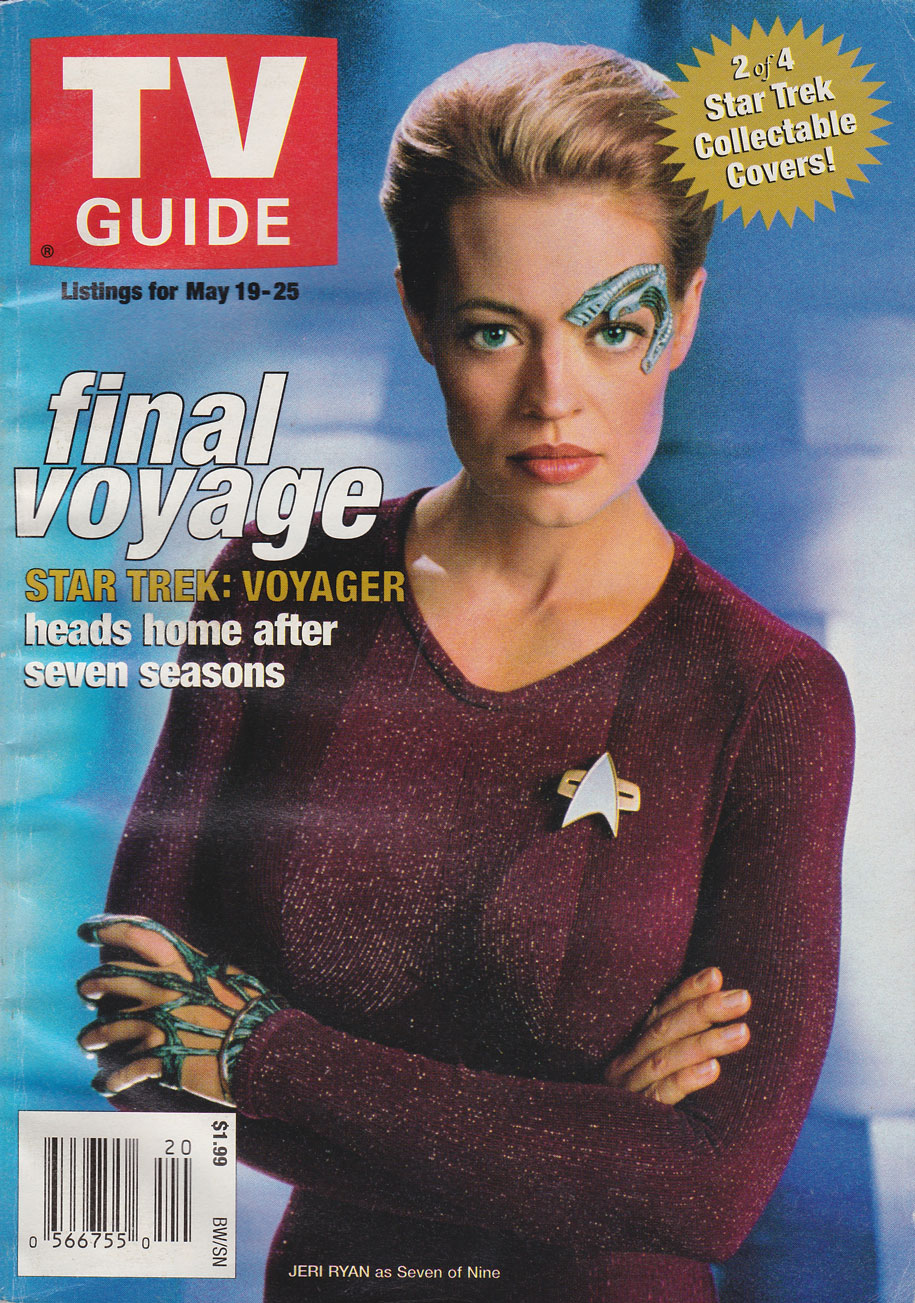 TV Guide May 19 2001 BC Edition Front Cover