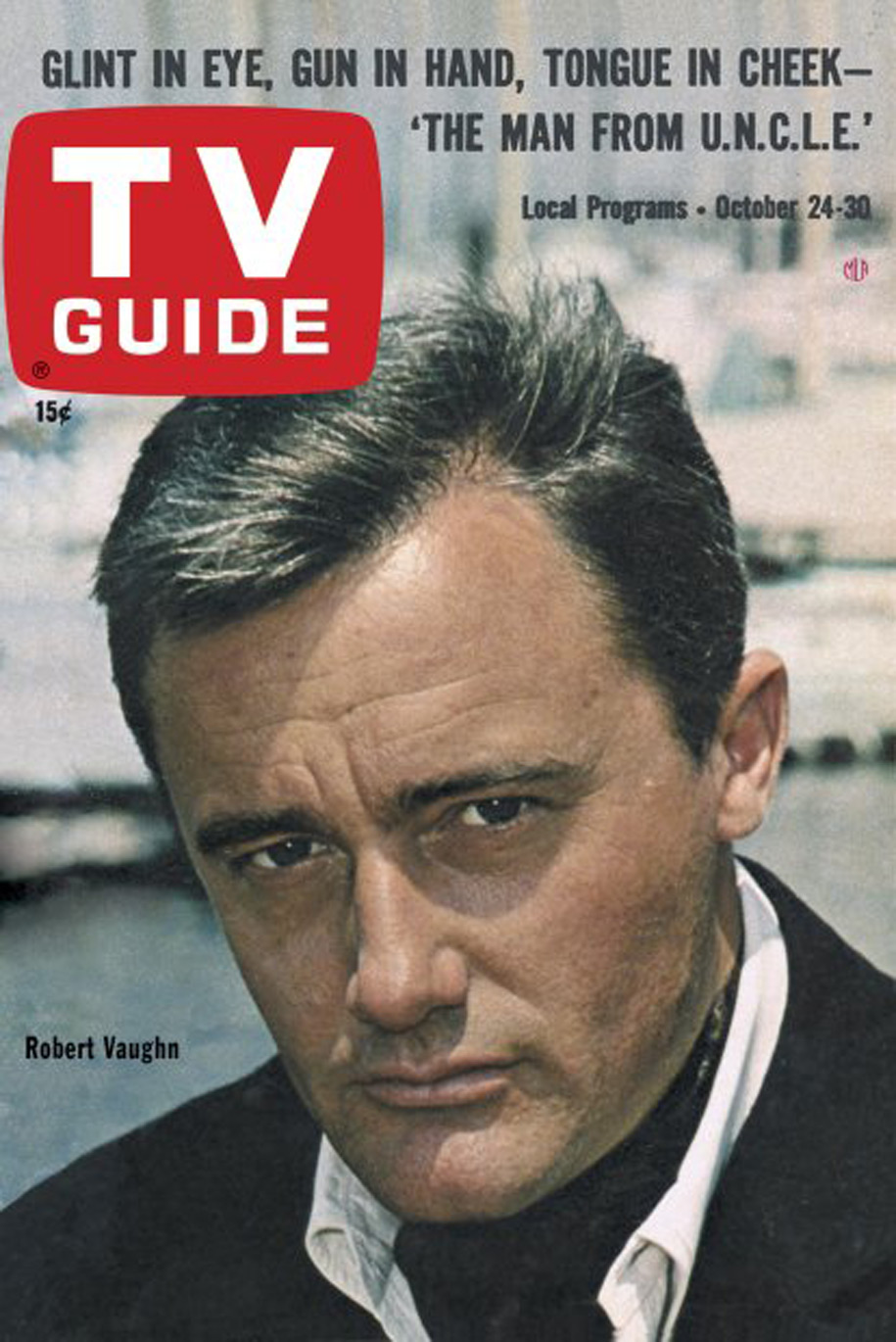 TV Guide October 24 1964 Montana-Alberta Edition Front Cover