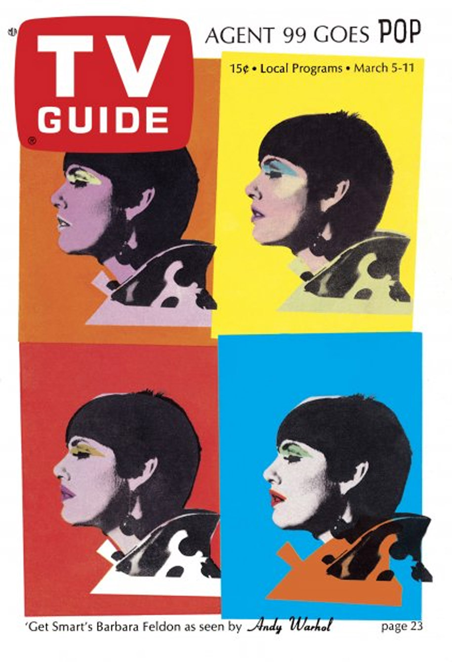TV Guide March 5 1966 Western British Columbia Edition Front Cover