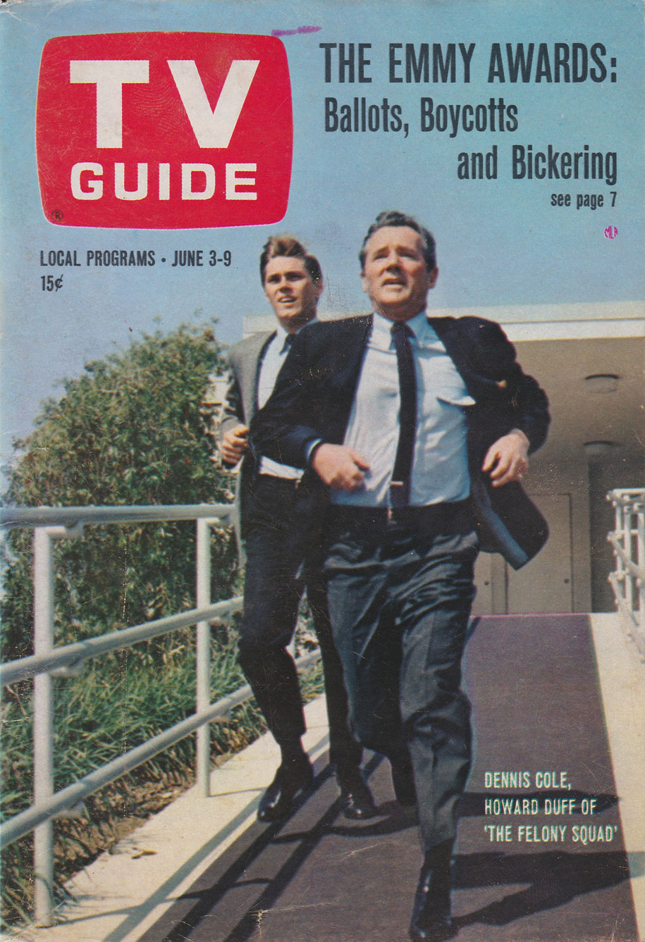 TV Guide June 3 1967 Toronto-Lake Ontario Edition Front Cover