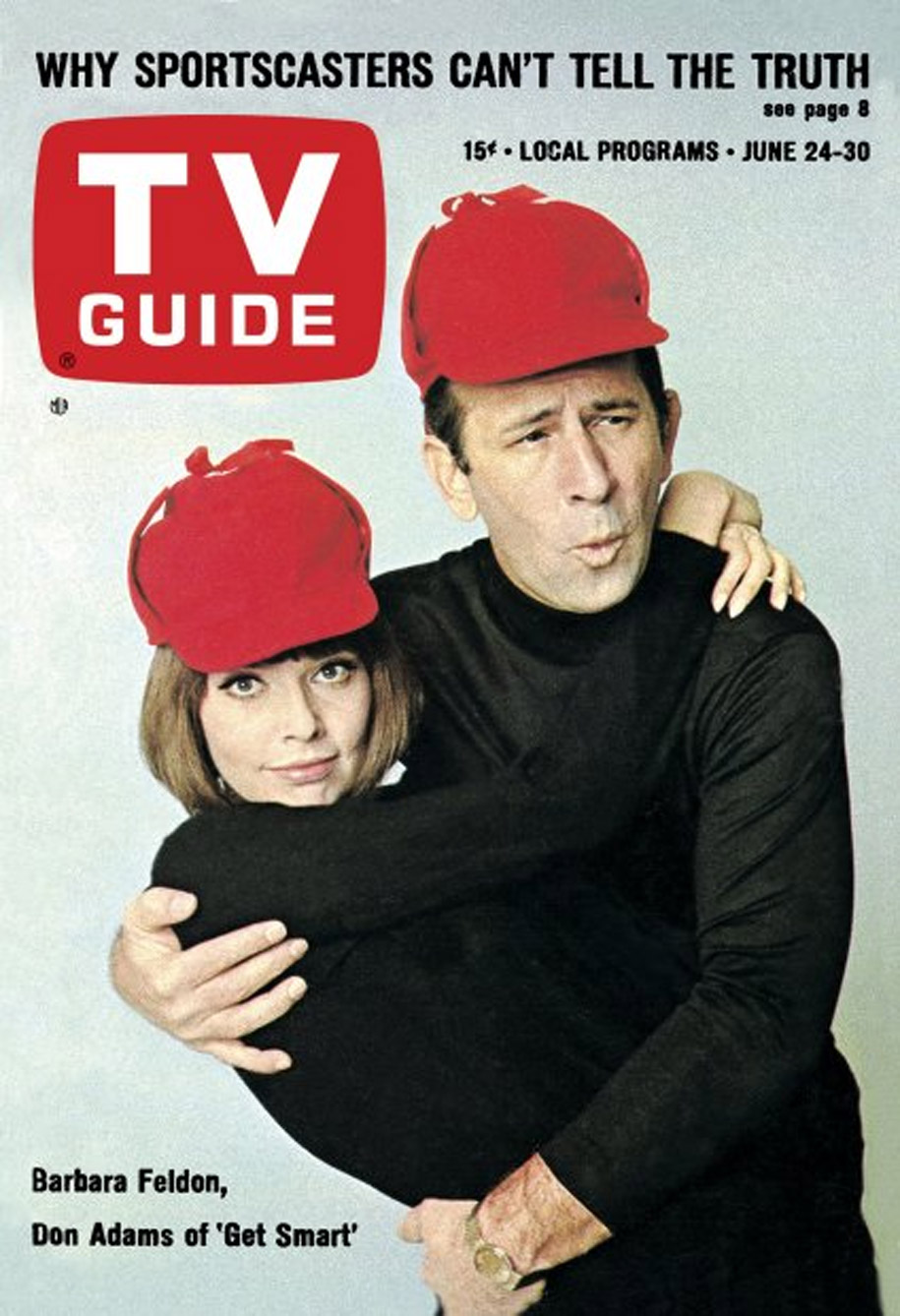 TV Guide June 24 1967 Western British Columbia Edition Front Cover