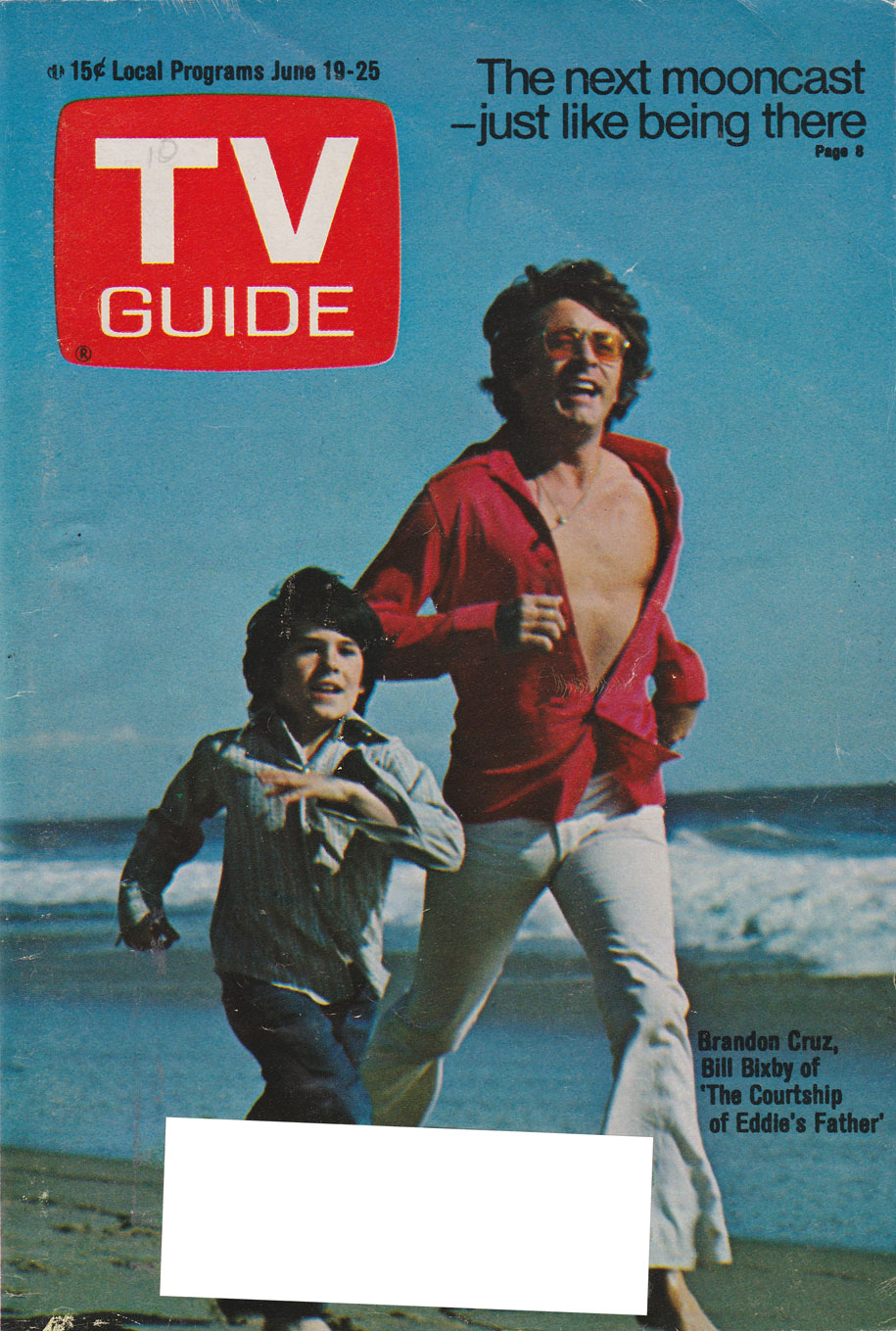 TV Guide June 19 1971 Toronto-Lake Ontario Edition Front Cover