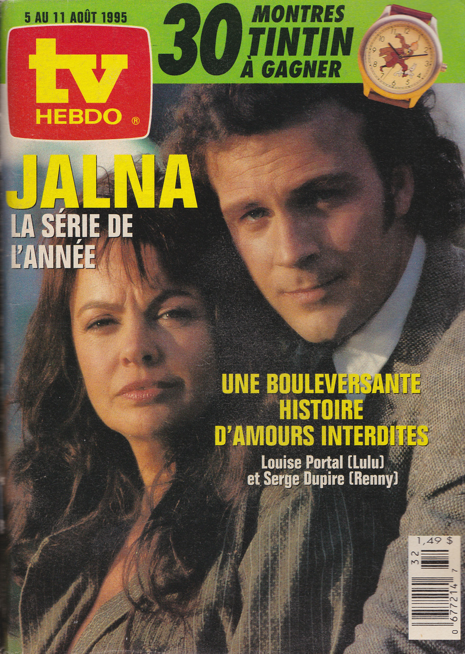 front page covers for the french tv listings magazine tv hebdo. Black Bedroom Furniture Sets. Home Design Ideas